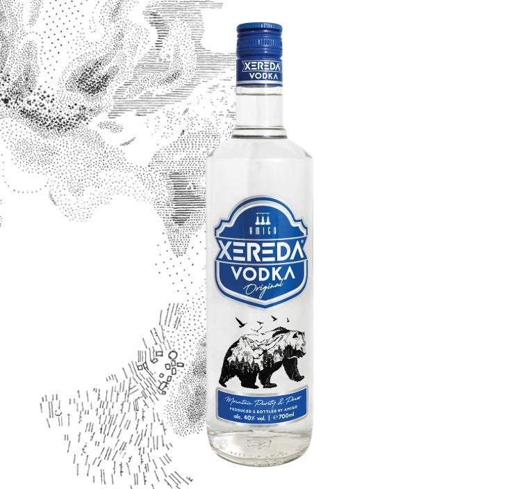 Xereda Vodka RO